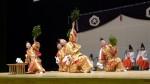 出雲神楽の夕べ 1月11日公演「剣舞」「八乙女」「八戸」